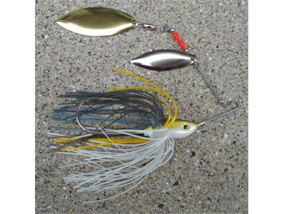 RD Sweet Shad DBL Willow Gold Nick